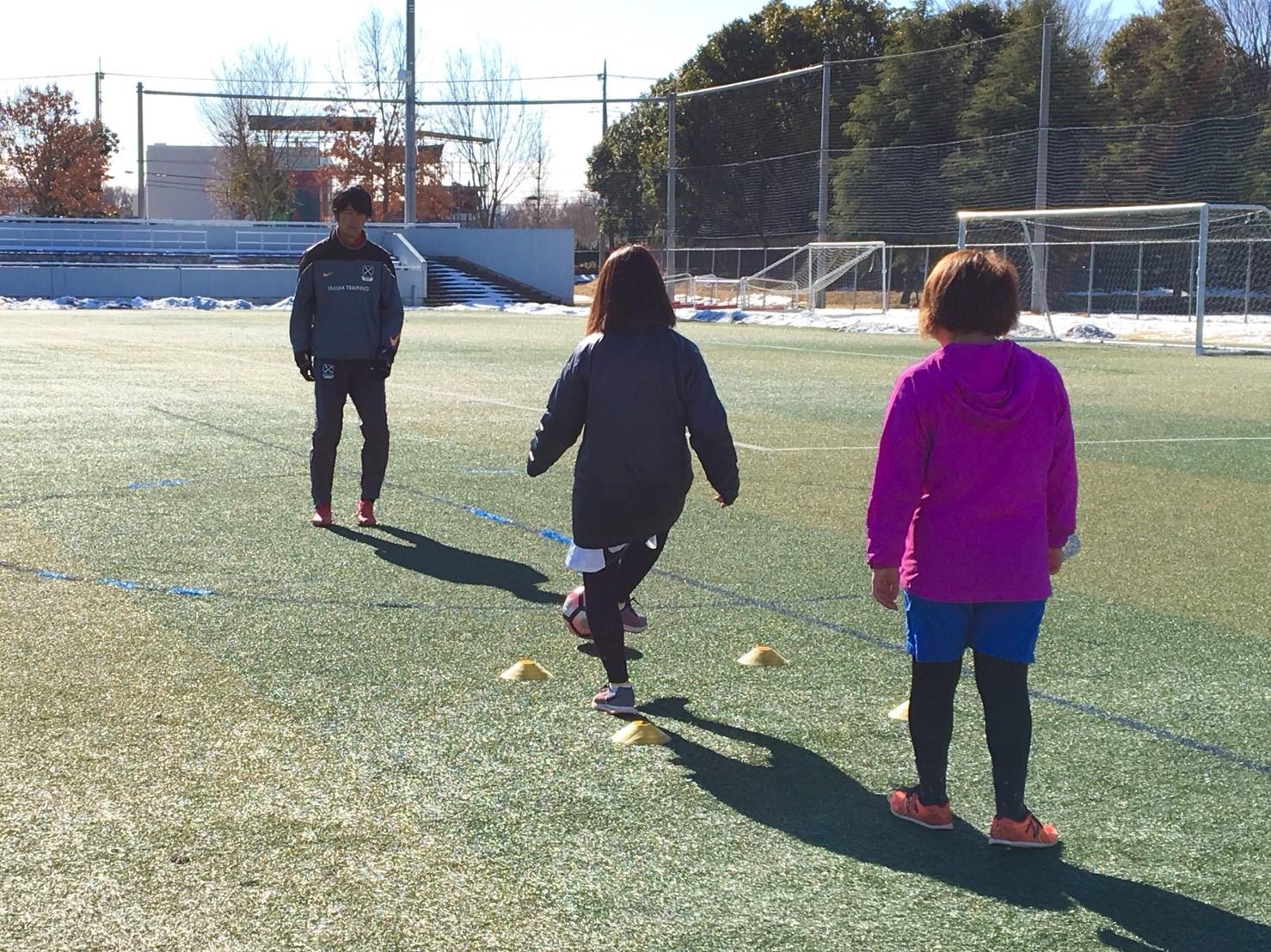 レディースサッカー2018_4